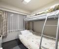 Owashi Lodge Niseko 2 person Double Bunk room