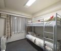 Owashi Lodge Niseko 2 person bunk room